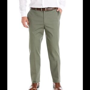 Roundtree & Yorke Performance Green Pants size 30